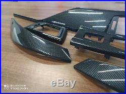 BMW 4 Series F33 CABRIO M PERFORMANCE Interior Trim Kit 5 PCS CARBON FIBER RHD