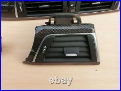BMW 4 Series F33 M4 F83 Convertible Cabrio Genuine Interior Trim Carbon Fiber