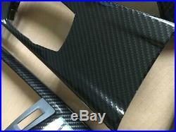 BMW 4 series F32 F33 M Performance Carbon Fibre Interior Trim Dash Set of 5 RHD