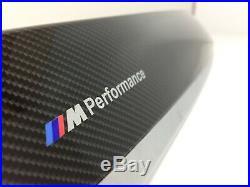 BMW 5 F10 Carbon Fiber M Performance Interior Trim Kit Dashboard 2012 7 pcs RHD