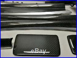 BMW 5er F10 CARBON FIBER INTERIOR M PERFORMANCE BRAND NEW 51952250709