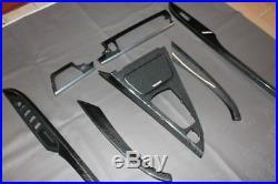 BMW 6 Series F12/F13 Carbon Fiber Interior TRIM KIT