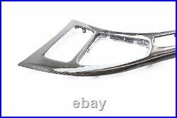 BMW Carbon Fiber DASH / INTERIOR Trim E90 E91 06 07 08 09 10 11 ccc cic idrive