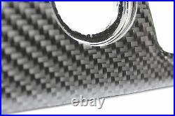 BMW Carbon Fiber Dash interior trim E90 E91 E92 E93 06 07 08 09 10 11 12 m3