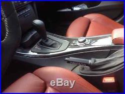 BMW Carbon Fiber Interior trim Center Console e90, e92, e91 2006-2011