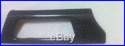 BMW Carbon Fiber LEFT Dash interior trim E90 E91 E92 E93 06 07 08 09 10 11 12 13