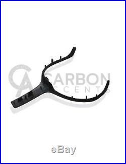 BMW Carbon Fibre Fiber Steering Wheel Trim 1 2 3 4 Series F20 F22 F30 F32 F36
