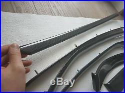 BMW E39 4D Carbon Glossy OEM Interior SET