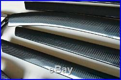 BMW E46 Sedan Touring 4D Carbon Glossy OEM Interior SET