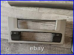 BMW E60 E61 LCI 2007-2010 Space Grau Interior Trim Kit 525 530 535 540 545 M5