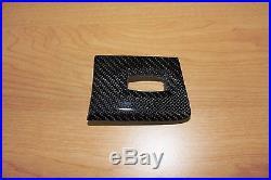 BMW E90, E92, M3 REAL CARBON FIBER Interior Trim Accessory Package-CARBON FIBER