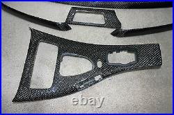 BMW E90 or E92 M3 Real Carbon Fiber Interior 8 pc Trim Kit
