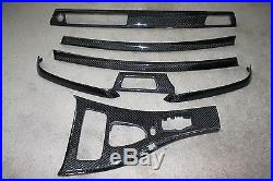BMW E90 or E92 M3 Real Carbon Fiber Interior 9 pc Trim Kit with $300 refund