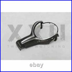 BMW F06 F12 F13 M6 Genuine Carbon Fibre M Performance Steering Wheel Trim