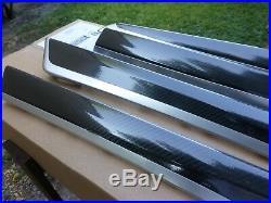 BMW F10 5 Series CARBON FIBER INTERIOR DASH TRIM SET (9 pcs) Don't pay $3,400