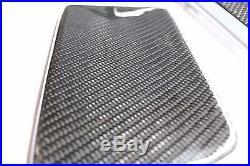 BMW F10 F11 5 Series CARBON FIBER INTERIOR DASH TRIM 2011 2012 2013 2014 2015 +