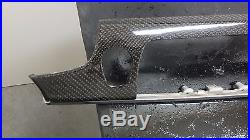 BMW F10 F11 5 Series Carbon Fiber Dash Interior Trim Kit 2011 2012 2013 2014 15+