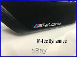 BMW F20 F21 F22 LCI Performance Black Alcantara Carbon Fibre Interior Dash Trim