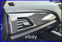 BMW F20 F21 F22 Real Carbon Fibre interior Dashboard Covers