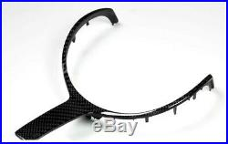 BMW F20 F22 F30 F32 F36 F06 F13 X5 F15 M-Sport Carbon Fibre Steering Wheel Trim