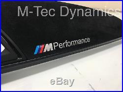 BMW F20 M1 Performance Black Alcantara Carbon Fibre Interior Trim Dash Set