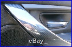 BMW F30 Carbon Fiber Interior Trim Kit 2012-2014 Sedan / Coupe F80 F82
