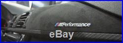 BMW F30 F31 F34 F36 OEM M Performance Carbon Fiber & Alcantara Interior Trim New