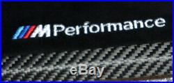 BMW F30 F31 F34 M Performance Carbon Fiber & Alcantara Interior Trim RHD Version