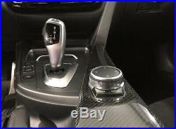 BMW F30 carbon fiber interior trim