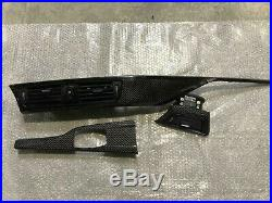 BMW F80 M3 F82 M4 Carbon Fibre Dash Interior Trim F30 F31 F32 F36 M Sport