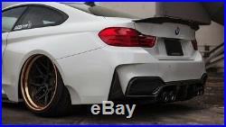 BMW F82 V Style Front bumper Rear bumper Side skirt front Lip Fender Body Kits