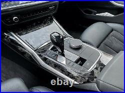 BMW G20 carbon fiber interior trim set