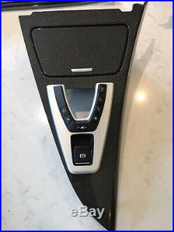 BMW Genuine Carbon Fiber Interior Trim M6 F06 Gran Coupe