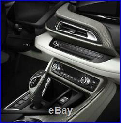 BMW Genuine M Performance Carbon Fiber Interior Trim Moldings i8 I12 51952412961