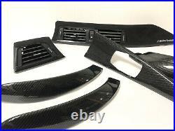 BMW M PERFORMANCE F30 F31 F34 F80 M Carbon Fiber Alcantara Interior Trim LHD