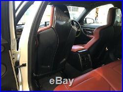 BMW M3 M4 Carbon Fibre Interior Seat Back Cover fits BMW F80 F82 2 pcs