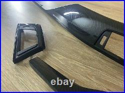 BMW M3 M4 Series F80 F82 M performance Interior Trim CARBON FIBER RHD 3 PCS