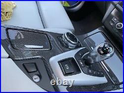 BMW M5 (F10) Carbon Fibre Interior Trim Full Set Genuine OEM
