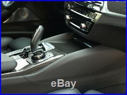 BMW M5 F90 carbon fiber interior trims