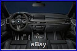 BMW OEM F15 F85 X5 2014+ M Performance Carbon Fiber Interior Trim Kit Brand New