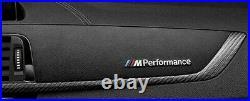 BMW OEM F21 F22 F23 F87 M Performance Carbon Fiber & Alcantara Interior Trim New