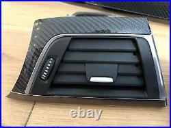 BMW OEM F82 F32 M4 4 Series Carbon Fibre Dashboard Interior Trim