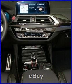 BMW OEM G01 F97 X3 2018+ G02 F98 X4 2019+ Carbon Fiber Interior Trim Kit New