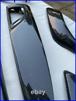BMW Series 1 2 F20 F21 M135i M140i M235i M240i Carbon Fiber interior trim