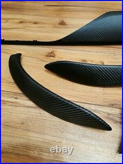 BMW Series 3 4 F30 F31 F32 F36 Carbon Fiber Interior Trim