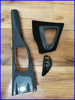 BMW Series 3 4 F30 F31 F33 F34 F36 Carbon Fiber Interior Trim