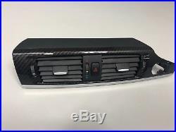 BMW X3 F25 X4 F26 Carbon Fiber M Performance Interior Trim Kit Dashboard RHD