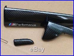 BMW X5 (E53) Carbon Fiber Interior Dash Trim Set (2000-2006) 9 Piece Set