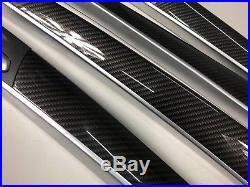 BMW X5 E70 Carbon Fiber M Performance Interior Trim Kit Dashboard RHD