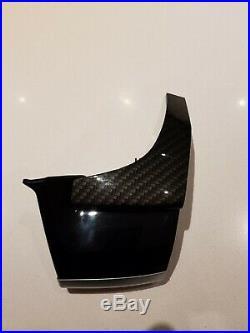 BMW X5 F15 F85 Carbon Fibre Interior Trim Set 6 Piece 4 x Door Trims & 2 x Dash